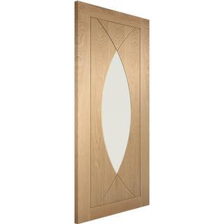 XL Joinery Pesaro Interior Door Clear Glass (72.6x204cm)