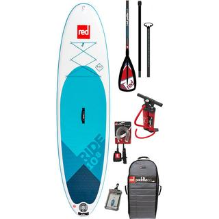 """Red Paddle Ride MSL 10'8"""" Set"""