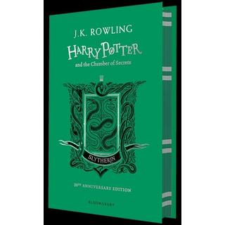 Harry Potter and the Chamber of Secrets - Slytherin Edition, Hardback