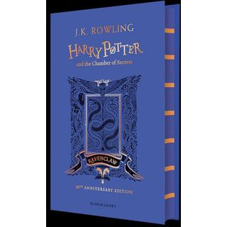 Harry Potter and the Chamber of Secrets - Ravenclaw Edition, Hardback