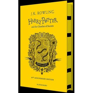 Harry Potter and the Chamber of Secrets - Hufflepuff Edition, Hardback