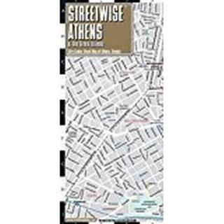 STREETWISE ATHENS (Michelin Streetwise Maps)