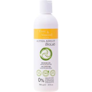 Alyssa Ashley Biolab Tiare & Almond Shower Gel 300ml