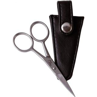Dark Stag Beard and Moustache Scissor