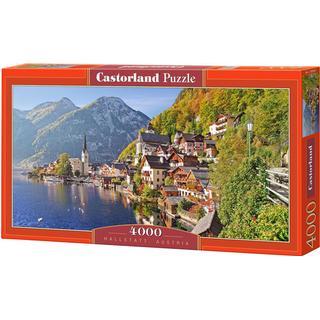 Castorland Hallstatt Austria 4000 Pieces