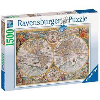 Ravensburger Historical Map 1500 Pieces