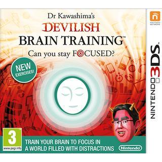 Dr Kawashima's Devilish Brain Training: Can You Stay Focused?