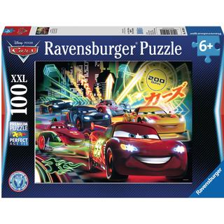 Ravensburger Disney Cars Neon XXL 100 Pieces