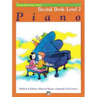 alfreds basic piano library piano recital book level 2