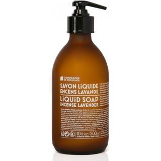 Compagnie de Provence Savon De Marseille Liquid Soap Incense Lavender 300ml