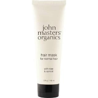 John Masters Organics Rose & Apricot Hair Mask for Noraml Hair 148ml