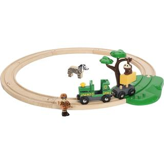 Brio Safari Railway Set 33720