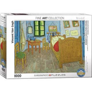 Eurographics Bedroom in Arles 1000 Pieces