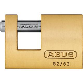ABUS Padlock Brass 82/63