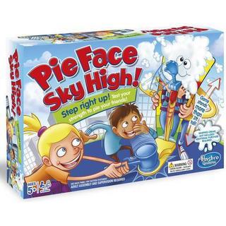 Hasbro Pie Face Sky High Game