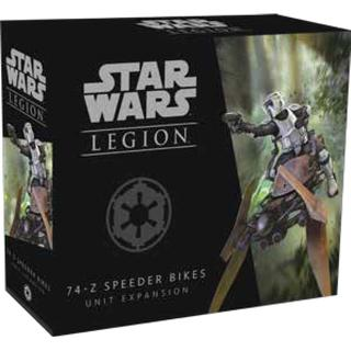 Fantasy Flight Games Star Wars Legion: 74-Z Speeder Bikes Unit Expansion