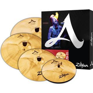 Zildjian A Custom Cymbal Set 14/16/18/20