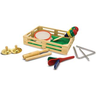 Melissa & Doug Band in a Box Clap Clang Tap