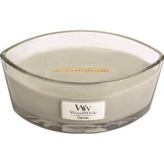 Woodwick Fireside Ellipse Scented Candles