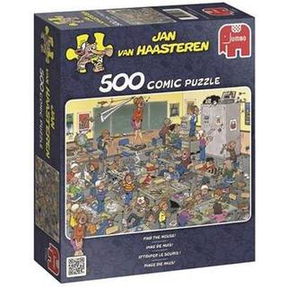 Jumbo Find the Mouse 500 Pieces