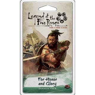 Fantasy Flight Games Legend of the Five Rings: For Honor & Glory