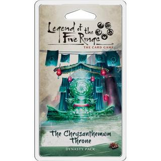 Fantasy Flight Games Legend of the Five Rings: The Chrysanthemum Throne