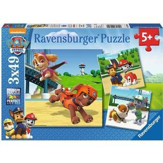 Ravensburger Paw Patrol 3x49 Pieces