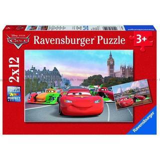 Ravensburger Disney Cars 2x12 Pieces