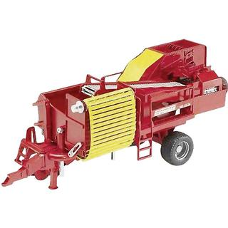 Bruder Grimme SE75-30 Potatoe Digger with 80 Imitation Potatoes 02130