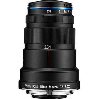 Laowa 25mm F2.8 Ultra Macro for Sony E