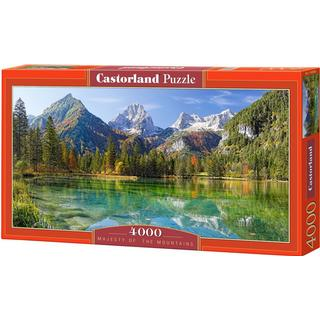 Castorland Majesty of the Mountains 4000 Pieces