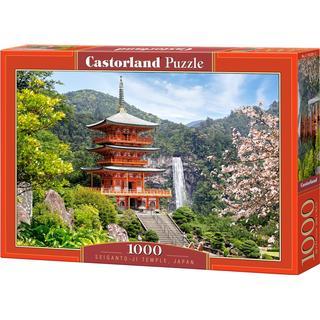 Castorland Seiganto-ji Temple Japan 1000 Pieces
