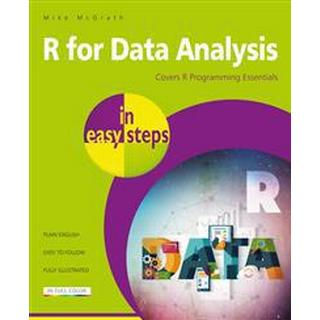 R for Data Analysis in Easy Steps (Pocket, 2018)
