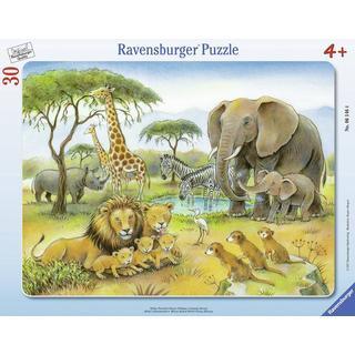 Ravensburger African Animal World 30 Pieces