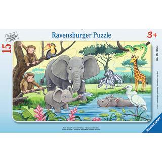 Ravensburger Animals of Africa 15 Pieces