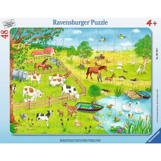 Ravensburger Walk in the Country 48 Pieces