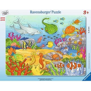 Ravensburger Merry Sea Creatures 11 Pieces