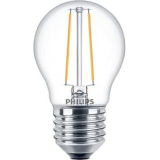 Philips CLA Luster D P45 LED Lamps 2.7W E27