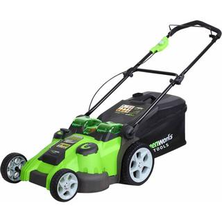 Greenworks G40LM49DB Battery Powered Mower