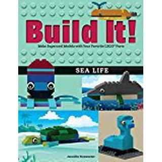 Build It! Sea Life: Make Supercool Models with Your Favorite Lego(r) Parts (Brick Books)