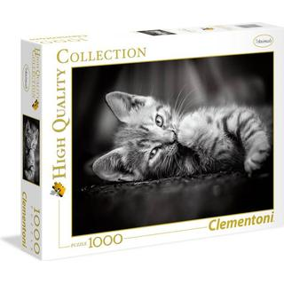 Clementoni High Quality Collection Kitty Puzzle 1000 Pieces
