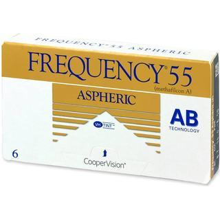 CooperVision Frequency 55 Aspheric 6-pack