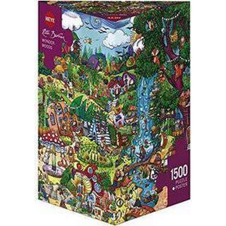 Heye Wonder Woods 1500 Pieces
