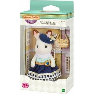 Sylvanian Families Town Girl Series Chocolate Rabbit