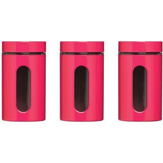 Premier Housewares - Storage Jars 3 pcs 1 L