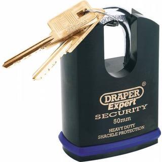 Draper Expert 50mm Padlock 64197