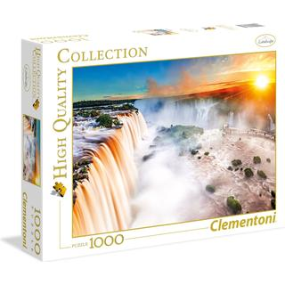 Clementoni High Quality Collection Waterfall 1000 Pieces
