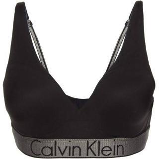 Calvin Klein Customized Stretch Plunge Push-up - Black
