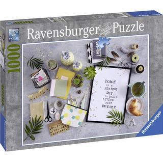 Ravensburger Start living your Dream 1000 Pieces