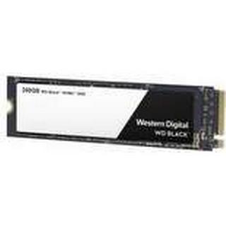 Western Digital Black NVMe WDS250G2X0C 250GB